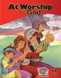 Dlc C1: Discovering Gods Greatness Students Guide Ages 6-8 (At Worship With God) (Discipleland Level 1, Ages 6-8, Qtrs Abcd Series)