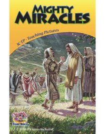 Dlc C3: Serving the King Teaching Pictures Ages 8-10 (Mighty Miracles) (Discipleland Level 3, Ages 8-10, Qtrs Abcd Series)