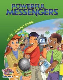Dlc B4: Powerful Messengers Students Guide Ages 9-11 (Discipleland Level 4, Ages 9-11, Qtrs Abcd Series)