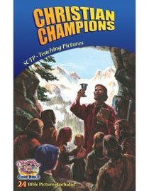 Dlc C5: Following the Faithful Teaching Pictures Ages 10-12 (Christian Champions) (Discipleland Level 5, Ages 10-12, Qtrs Abcd Series)
