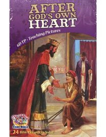 Dlc D6: Walking With God Teaching Pictures Ages 11-14 (After Gods Own Heart) (Discipleland Level 6, Ages 11-14, Qtrs Abcd Series)