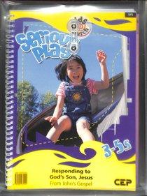 Kids@Church 05: Sp5 Ages 3-5 Teachers Manual (Serious Play) (Kids@church Curriculum Series)