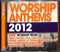 Worship Anthems 2012 (2 Cds)