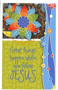 Simply Magnets: Great Things Happen When You Follow Jesus