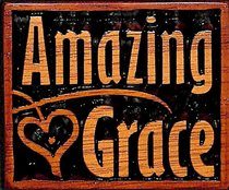 Magnet: Amazing Grace
