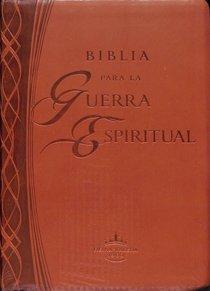 Biblia Para La Guerra Espiritual (Spiritual Warfare Bible - Reina-valera 1960 - Spanish Version)