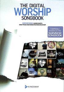 Kingsway Worship Songbook CDROM