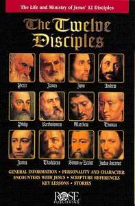 The Twelve Disciples (Rose Guide Series)