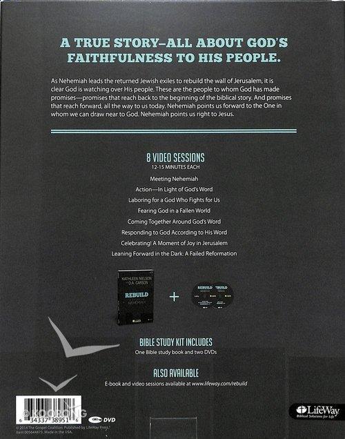 buy rebuild a study in nehemiah leader kit by kathleen buswell