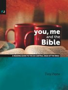 You, Me and the Bible Booklet