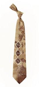 Silk Tie: Way Truth Life