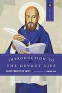 Introduction to the Devout Life Paperback
