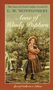 Anne of Windy Poplars (#04 in Anne Of Green Gables Series) Paperback