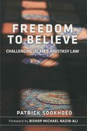 Freedom to Believe Paperback