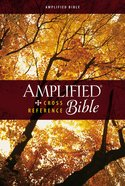 Amplified Cross-Reference Bible (Black Letter Edition) Hardback