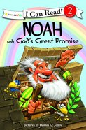 Noah - God's Great Promises (I Can Read!2/biblical Values Series) Paperback