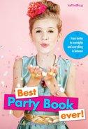 Faithgirlz! Best Party Book Ever! Paperback
