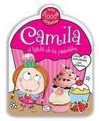 Camila, Libro De Actividades Con Etiquetas (Camilla The Cupcake Fairy Sticker Activity Book) Paperback