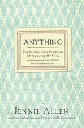 Anything Paperback
