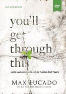 You'll Get Through This (Study Guide With DVD Pack) Pack