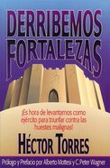 Derribemos Fortalezas (Pulling Down Strongholds) Paperback