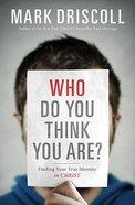 Who Do You Think You Are? Hardback