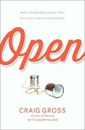 Open Paperback