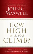 How High Will You Climb? Hardback