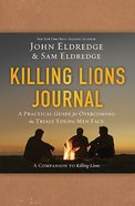 Killing Lions Journal Paperback