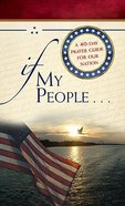 If My People . . . Paperback