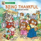 Being Thankful (Little Critter Series) Paperback