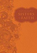 God's Wisdom For Sisters in Faith Hardback