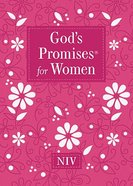 God's Promises For Women (Niv) Imitation Leather