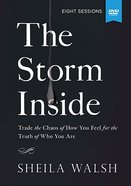The Storm Inside (Study Guide With Dvd) Pack