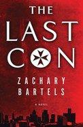 The Last Con Paperback
