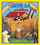 La Biblia Levanta La Tapita (Lift The Flap Bible) Board Book