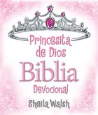 Princesita De Dios Biblia Devocional (God's Little Princess Devotional Bible) Hardback