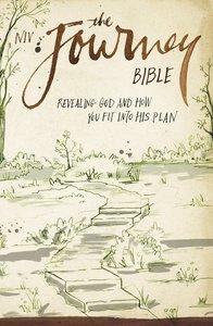 The NIV Journey Bible (Black Letter Edition)