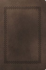 NKJV Ultraslim Bible Brown (Red Letter Edition)