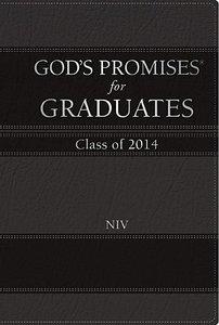 Gods Promises For Graduates: 2014 - Black (Niv)