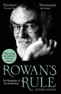Rowan's Rule Paperback