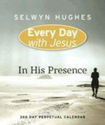 Perpetual Calendar: Every Day With Jesus in His Presence (Edwj)