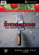 Foundations: Good and Evil DVD DVD