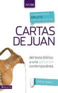 Comentario Nvi Cartas De Juan (Commentary Nvi Letters To John) Hardback