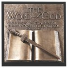 Word of God Moments of Faith Sculpture Plaque Plaque