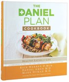 The Daniel Plan Cookbook Hardback