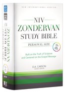 NIV Zondervan Study Bible Full Colour Personal