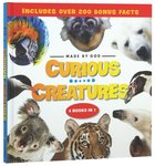 Curious Creatures (4in1) (Made By God Series) Hardback