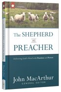 The Shepherd as Preacher Hardback