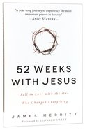 52 Weeks With Jesus Paperback